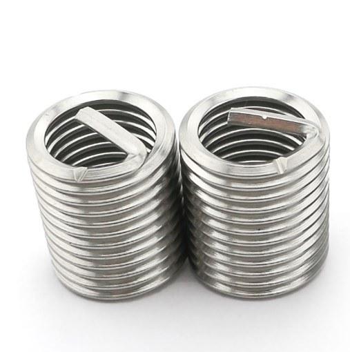 Soem-alle Größe sind erhältlicher Stahldraht-Zylinder-Draht-Gewinde ...