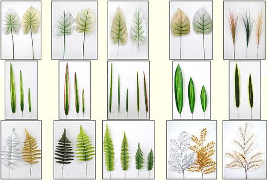 Imitation Leaves