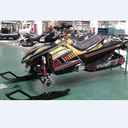 EPA 350cc Snowmobile Watercooled, Twin Cycliner, Efi Snowsccoter, ATV, Dune Buggy,