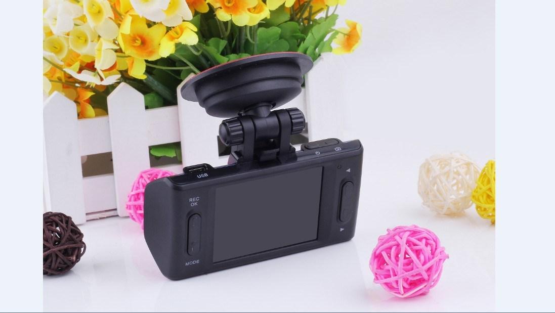Sensor G 2,5 polegadas 1080P Aluguer de Carro câmara HD DVR