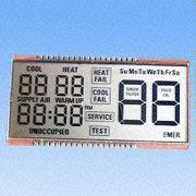 Alfanumerieke die LCD Comités voor Instrumenten worden gebruikt