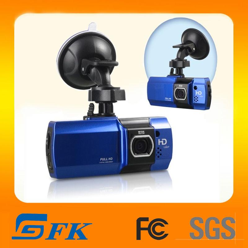 2.7 de Zwarte doos van de Auto van de Camera DVR van het Voertuig van '' TFT LCD (bij-500)