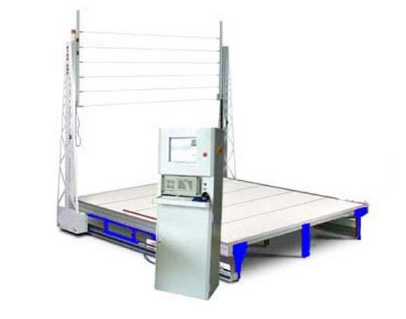 CNC Máquina de corte de hilo caliente (CNC-HW)