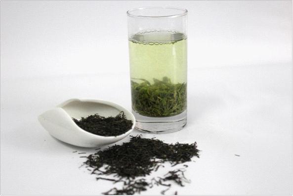 Longtan Синь Ян зеленого чая уровня 1 и 2