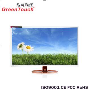 Curva de 32 pulgadas LCD Monitor para la Oficina de Negocios