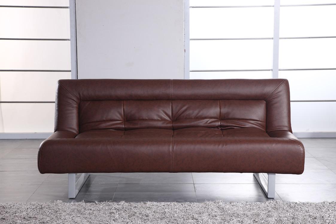 El futón para dormir un solo asiento plegable silla Sofá cama de ...