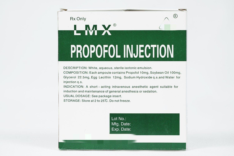 Efectos del propofol sobre la presión intracraneal