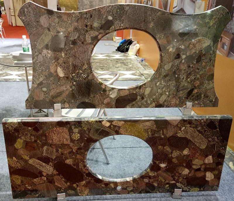 Magic Star Galaxy Marlbe multicolore/granit/Quartzite/planchers ...