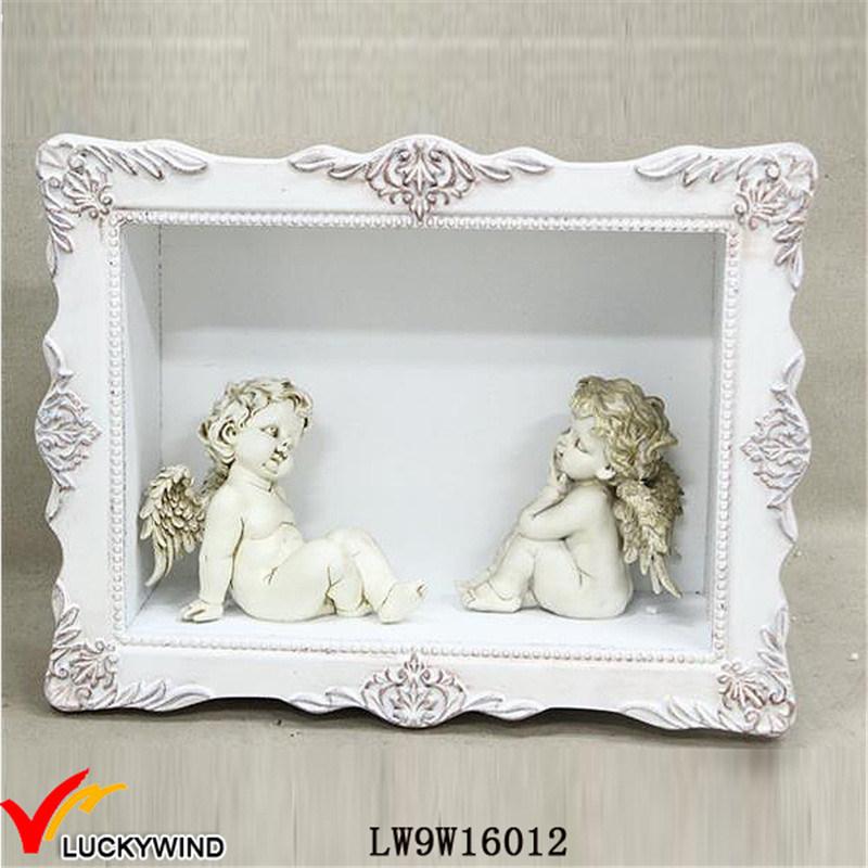 Cuadro de profunda decoración pared Vintage francés marco del cuadro ...