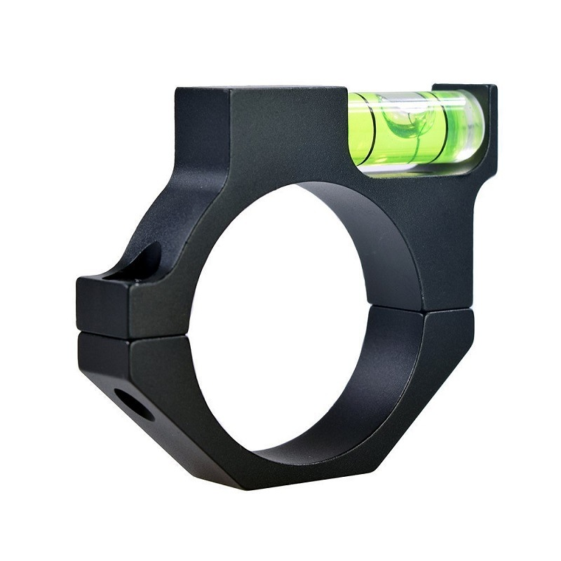 25.4mm 30mm Bereich-Ringe mit Präzisions-Luftblase-Stufen-Gehäuseflansch