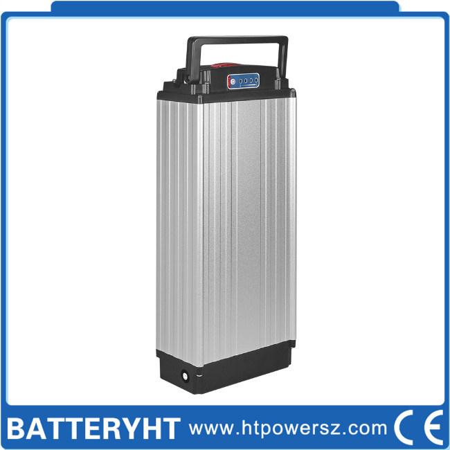 48V электрический велосипед литиевый аккумулятор с помощью пакета из ПВХ