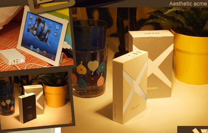 Neue Ideen innovative Produkte Portable 11500mAh Mobile Power Bank (HY-XP115)