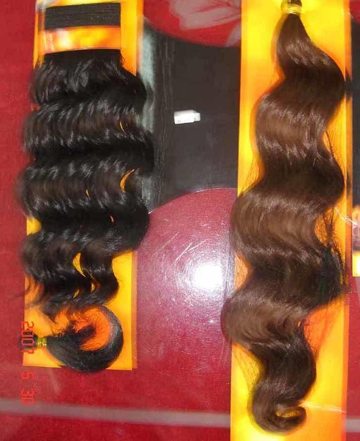 Le Tissage de cheveux (HJJ-007)