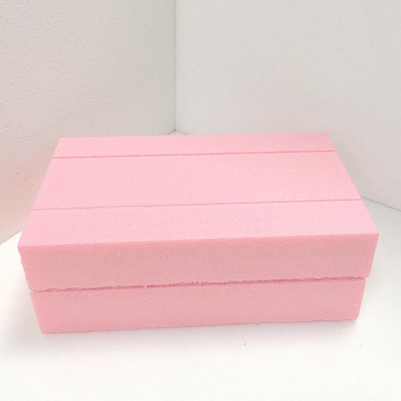 Fuda Uitgedreven dik Ingelast Roze 30mm van de Rang 500kpa van de Raad van het Schuim van het Polystyreen (XPS) B2