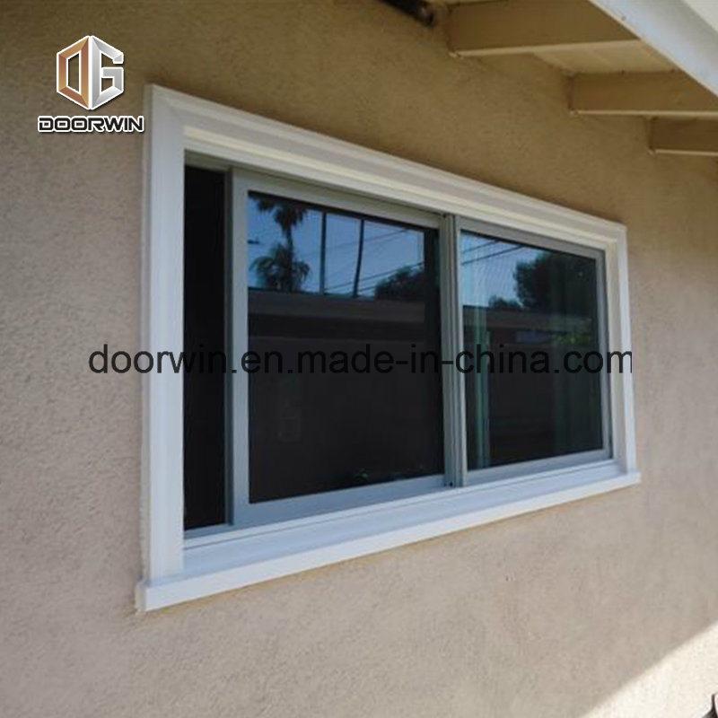 Pour Fabriquer De Vitre Coulissante De Chambre, Fenêtre Slinding Sash Avec  Simple Ou Double Vitrage