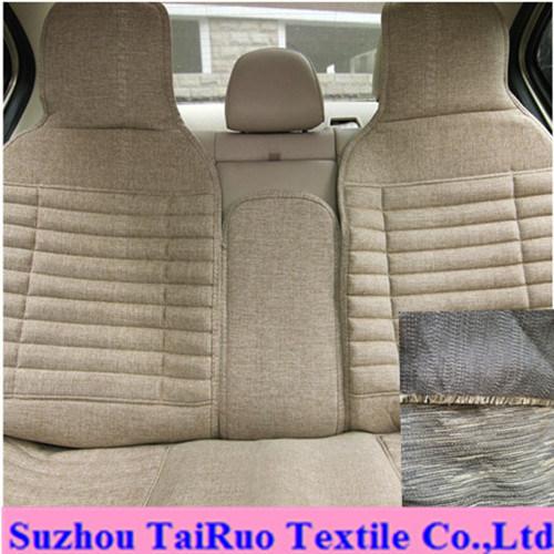 Car Seat Fabric를 위한 100%년 폴리에스테 Linen