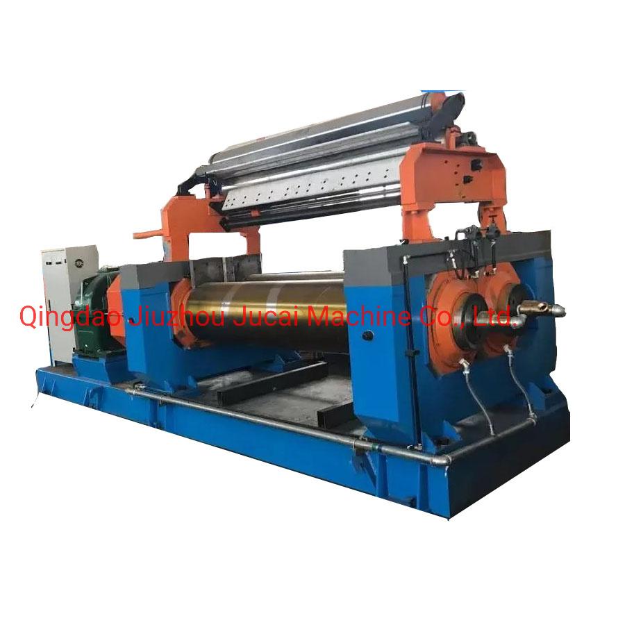 Mengen Rubber machine / Rubber mengen Mill