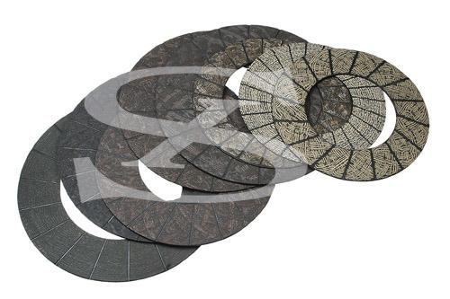 Diante da embreagem e o disco de embraiagem com embreagens X-C