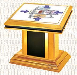 Deluxes Ground Lamp Box für Hotel Lobby