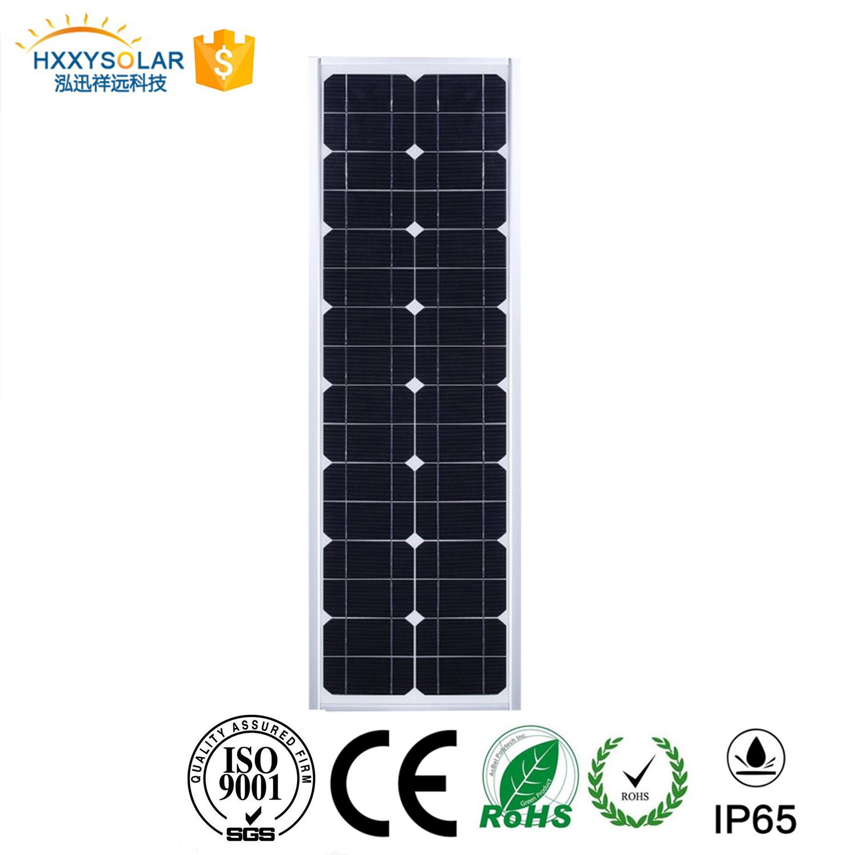 신제품 2019 세륨과 RoHS LED 태양 빛 40W를 가진 태양 정원 빛 & 점화