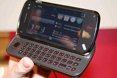 Telefone celular (N97 32GB)