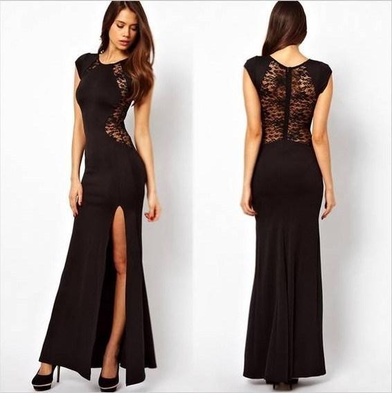 2015 femmes robe de la dernière mode