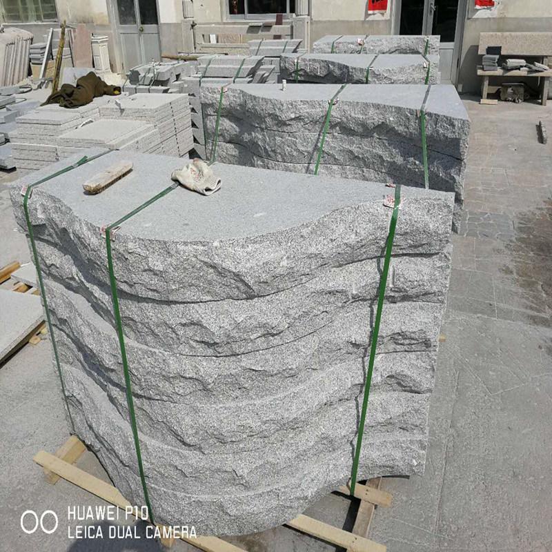 Гранитный камень продукты для внешней стены плитки