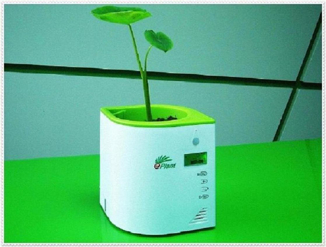 POT di conversazione astuto della pianta di Digitahi di nuovo disegno con il sensore di umidità del terreno