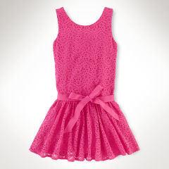 Servicio de OEM de último diseño de moda de niñas vestido One-Piece