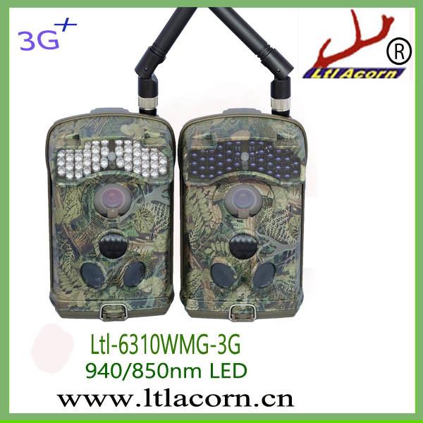 3G WiFi 12MP 1080P 0.4S Widlife Exterior de resposta rápida e de Segurança Câmara trilha de caça