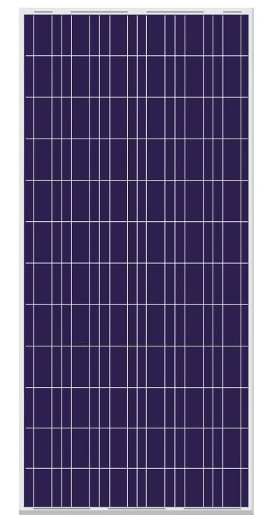 pannello solare policristallino di 280W 36V