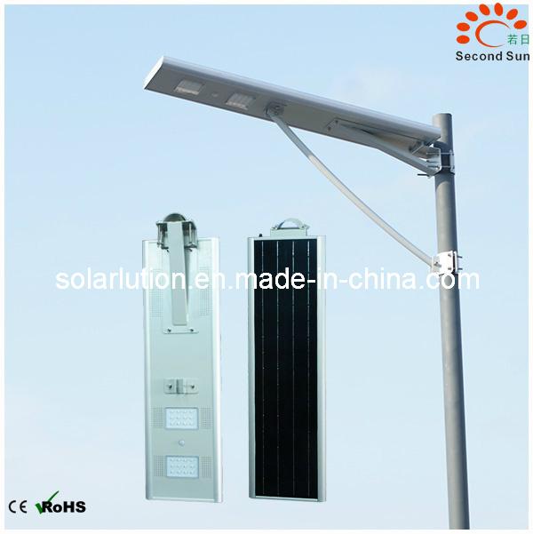 25W de la calle solar integrada /resistente al agua de la luz solar