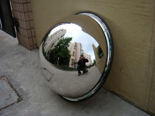 DFull 돔 거울 - F 006 문 - 근접하여 (B405)