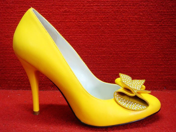 Dame Shoes (GB387-D1)