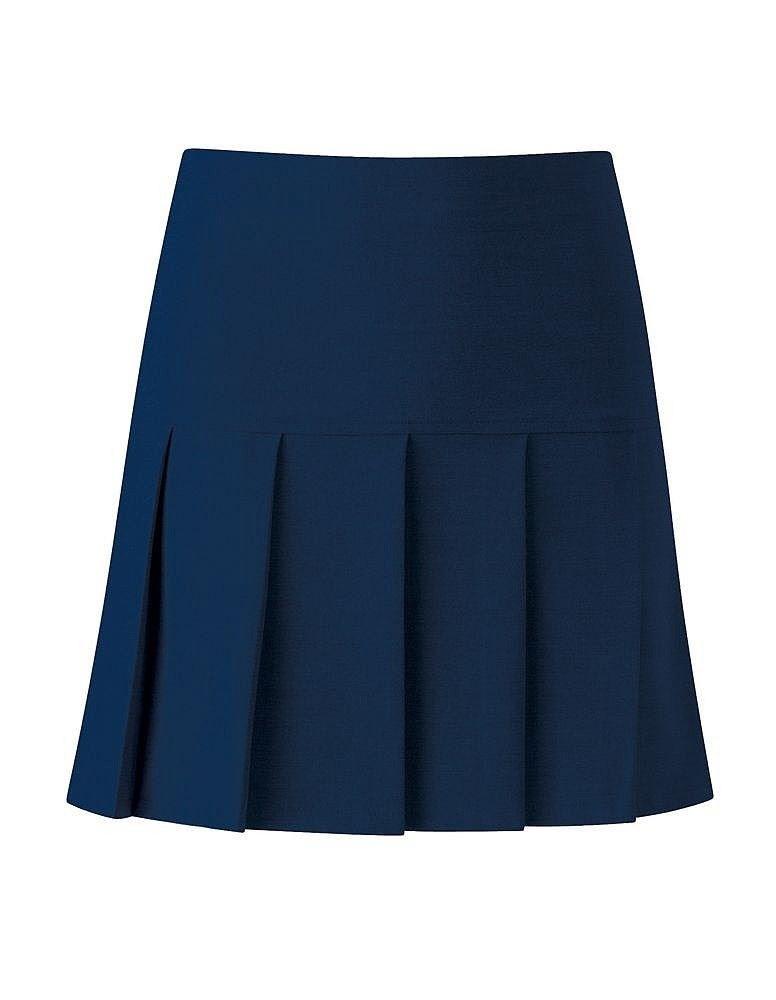 Настраиваемые мини-юбки Клетчатую девочками школы гофрированный юбки школьная форма