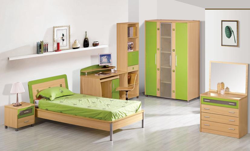 Ensemble de chambre coucher des enfants 8617 ensemble for Ensemble de meubles chambre a coucher