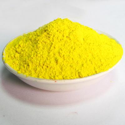 O óxido de ferro Amarelo 313