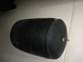 Le bouchon de contrôle du tuyau en caoutchouc