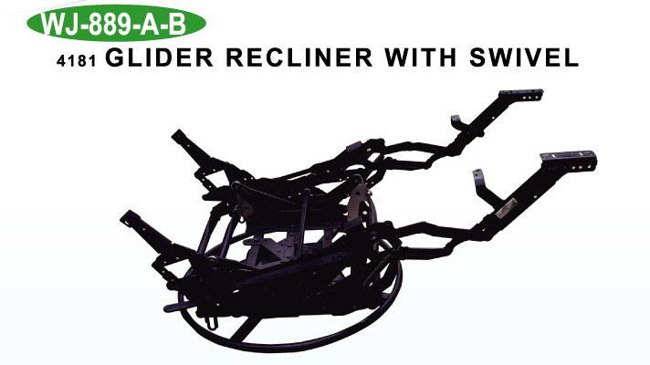 スイベル付きグライダー・レライナ機構( WJ-889-A-B )