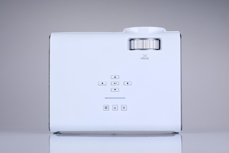proiettore portatile Beamer Projektor del mini LED proiettore di 720p