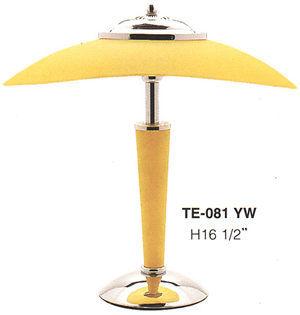 Настольная лампа - TE-081 YW