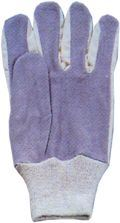 Palmen-Handschuh des aufgeteilten Leder-686