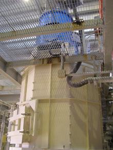 Machine de broyage humide de particules ultrafines (LHE)