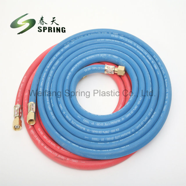 Agrarische PVC hogedrukslang voor spuiten