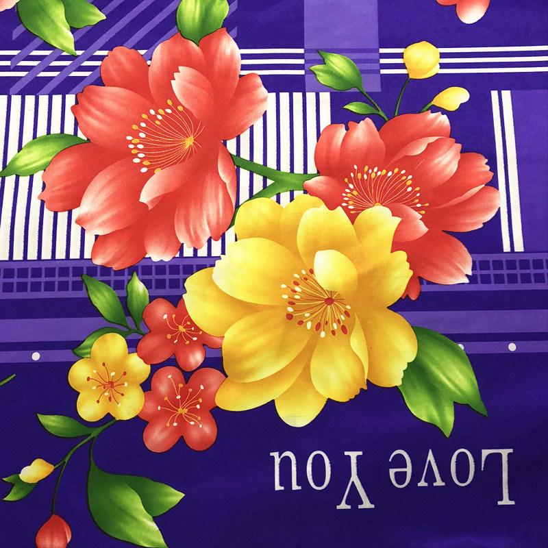Bettwäsche-Gewebe, kleidendes Gewebe, Kleid-Gewebe, verwendet für Hauptgewebe, Polyester-Gewebe