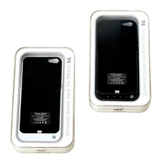 iPhone5 (SCX016)のためのバックアップBatetry