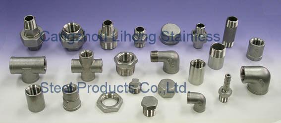 """Raccordi per tubi in acciaio inox 304 DIN2999 da 1/2"""""""