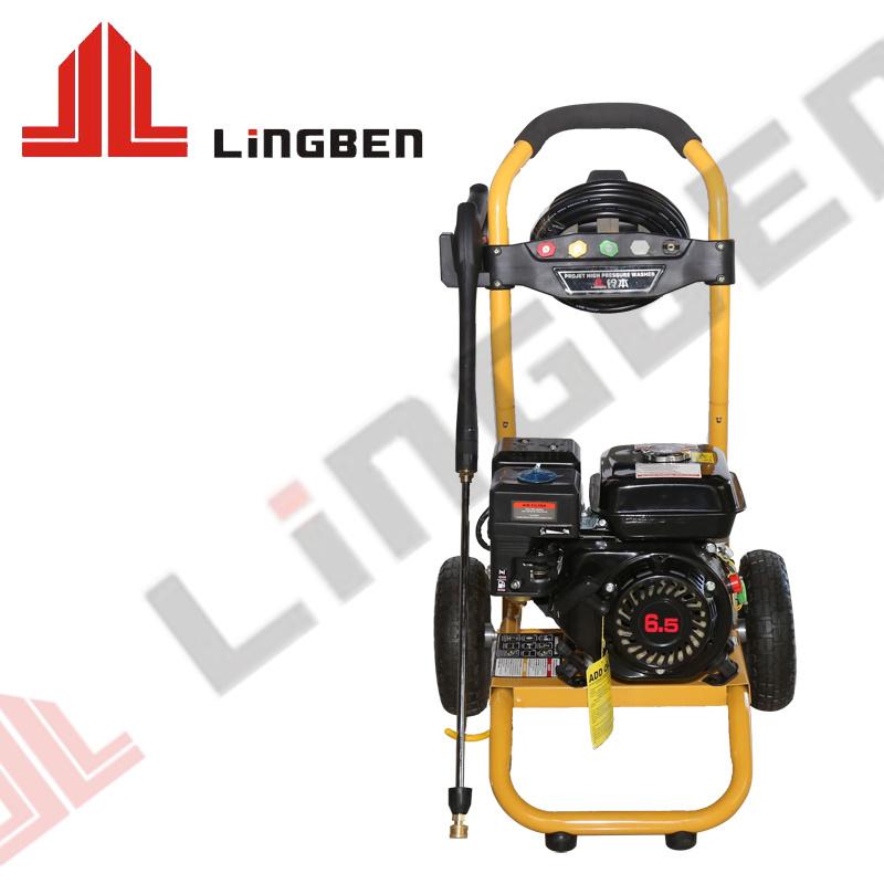 2600psi jacto de água para aluguer de Máquina de Lavar Roupa Gasolina Gasolina Limpador de Alta Pressão