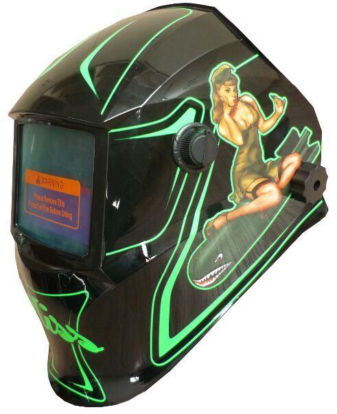 Het ontwerp van de Schoonheid, auto-Last Beschermende Helm