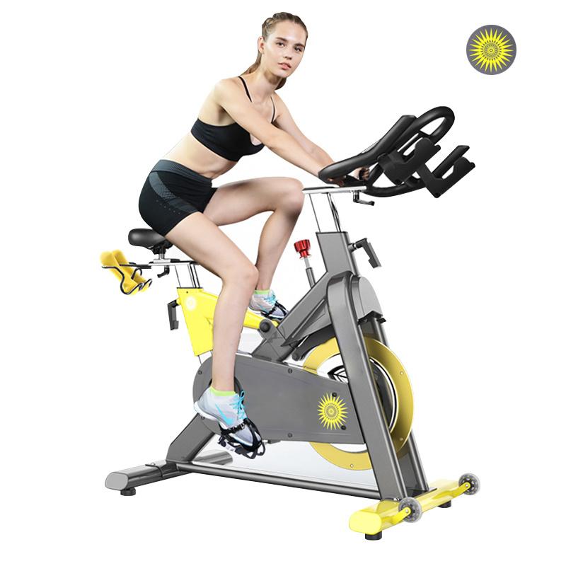 Sportschool oefening commerciële fitness apparatuur van hoge kwaliteit Spinning Bike